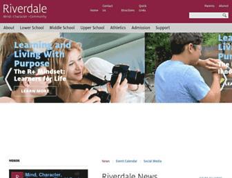 Thumbshot of Riverdale.edu