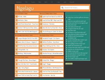 ngelagu.id screenshot