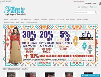 fashionkafatka.com screenshot