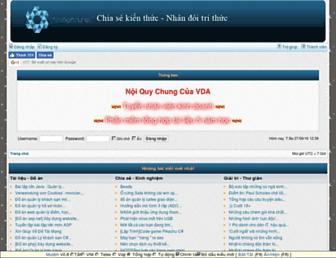 vietdoan.net screenshot
