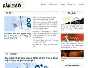 danlambaovn.blogspot.com screenshot