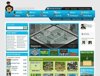 oyyun.com screenshot
