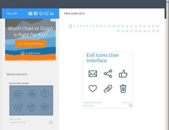 icons-for-free.com screenshot