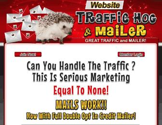 Thumbshot of Website-traffic-hog.com