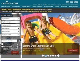 Thumbshot of Cruises.com