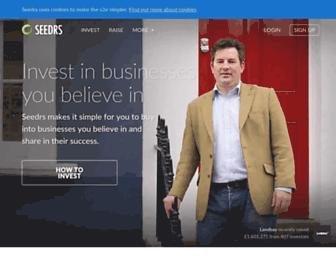 Thumbshot of Seedrs.com