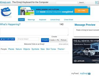 iemoji.com screenshot