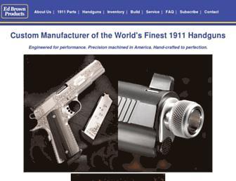 edbrown.com screenshot