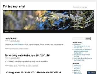 tintuchomnay.wordpress.com screenshot