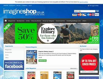 Thumbshot of Imagineshop.co.uk