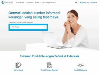 cermati.com screenshot