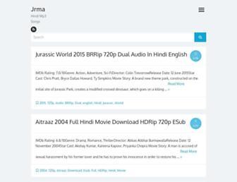 jrma.info screenshot