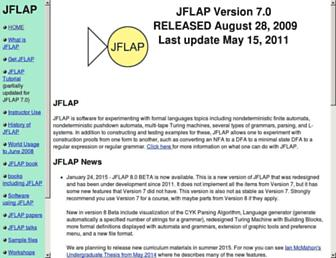 jflap.org screenshot