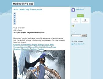 myroncoffin.typepad.com screenshot