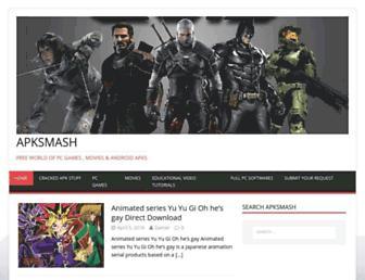 apksmash.com screenshot