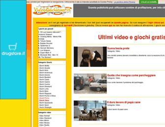 Thumbshot of Videogiochiamo.it