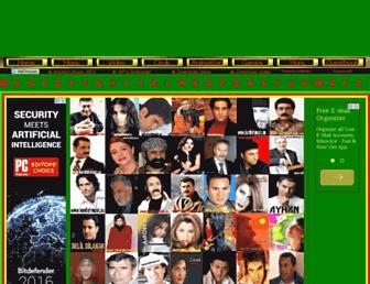 kurdishmusic.eu screenshot