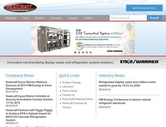 kysorwarren.com screenshot