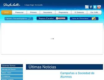 Thumbshot of Regislasalle.edu.mx