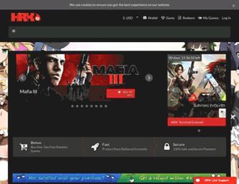 hrkgame.com screenshot