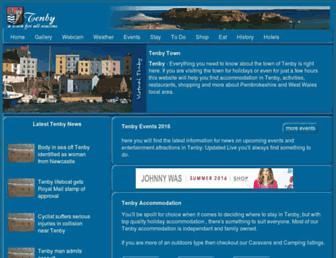 Thumbshot of Virtualtenby.co.uk