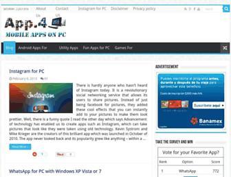 appforpcs.com screenshot