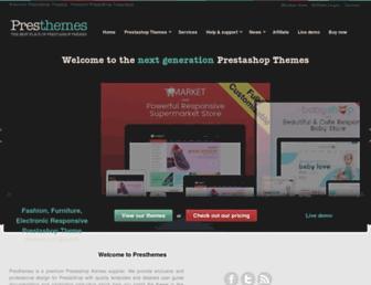 Thumbshot of Presthemes.com