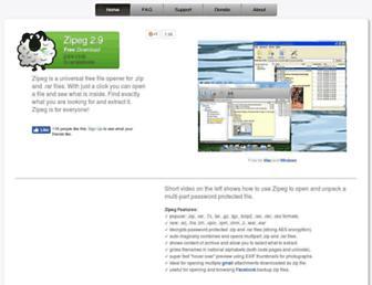 Thumbshot of Zipeg.com