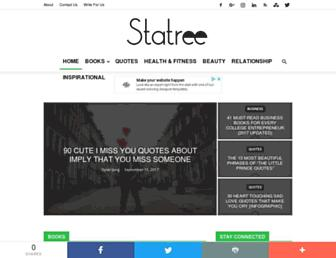 statree.com screenshot
