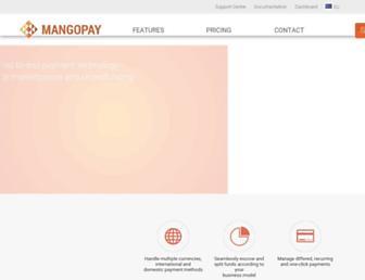 Thumbshot of Mangopay.com