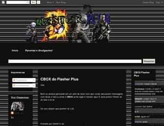 flasherplus.blogspot.com screenshot