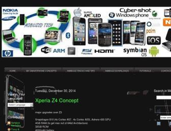 mobilizedtech.blogspot.com screenshot