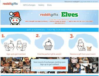 Thumbshot of Redditgifts.com