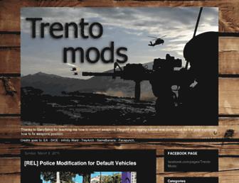 trentoskins.blogspot.com screenshot