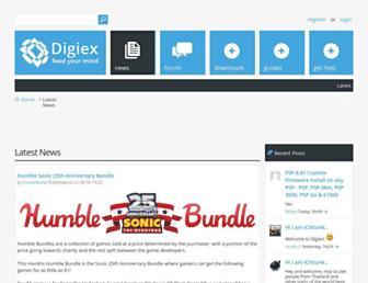 digiex.net screenshot