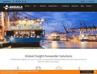 dedola.com screenshot