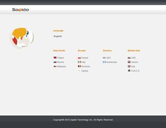 sapido.com.tw screenshot