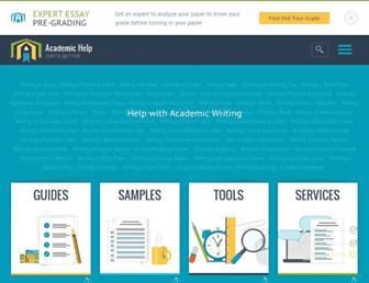 Thumbshot of Academichelp.net