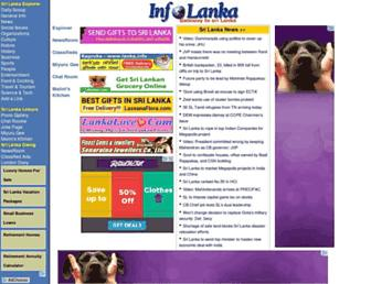 Thumbshot of Infolanka.com