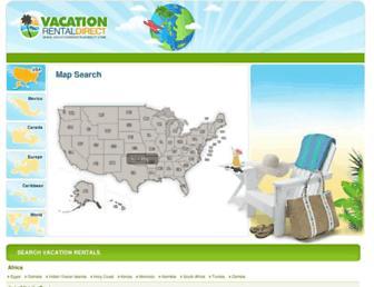 Thumbshot of Vacationrentaldirect.com