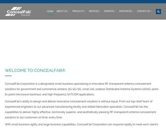 concealfab.com screenshot