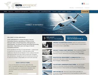 Thumbshot of Ocra.aero