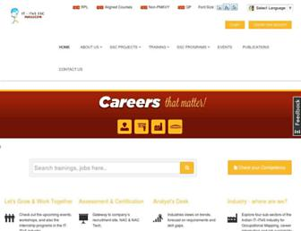 sscnasscom.com screenshot
