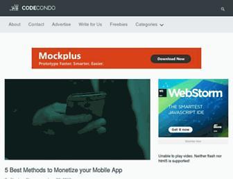 codecondo.com screenshot