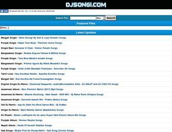 djsongi.com screenshot