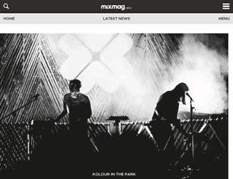mixmag.asia screenshot