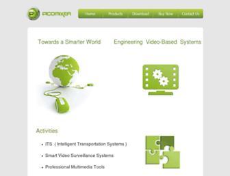 picomixer.com screenshot