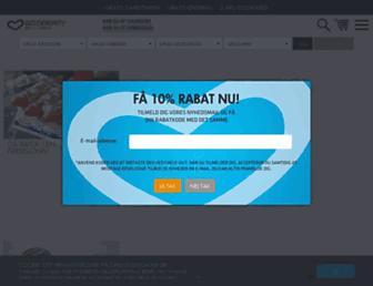Thumbshot of Oplevelsesgaver.dk