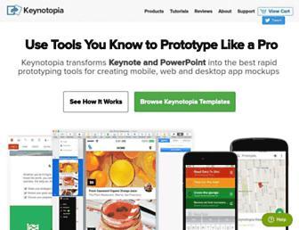 Thumbshot of Keynotopia.com