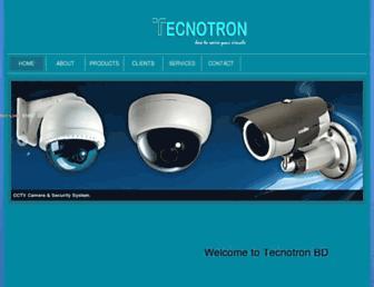Thumbshot of Tecnotronbd.com